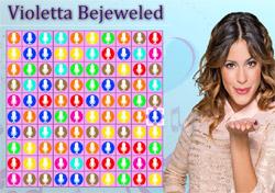 Bejeweled con Violetta
