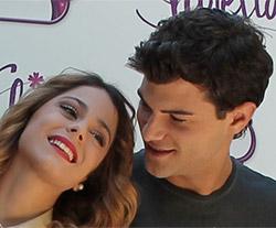 Belli Diego e Violetta