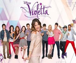 Cast di Violetta