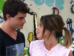 Violetta e Diego