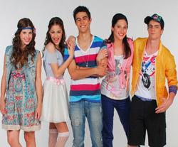 Violetta ed i suoi amici